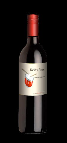 the red drum spanish wine